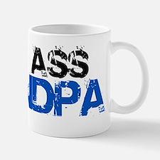 Kick Ass Grandpa Mug