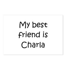 Cool My best friend Postcards (Package of 8)