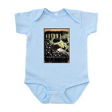 Katharine Hepburn Infant Bodysuit