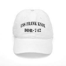 USS FRANK KNOX Baseball Cap