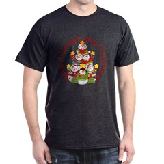 Wicked Good! Snowmen T-Shirt