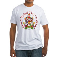 Wicked Good! Snowmen Shirt