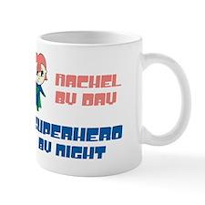 Rachel- SuperHero By Night Mug