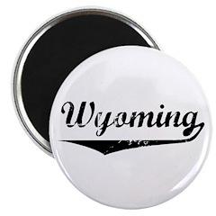 "Wyoming 2.25"" Magnet (100 pack)"