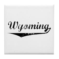 Wyoming Tile Coaster