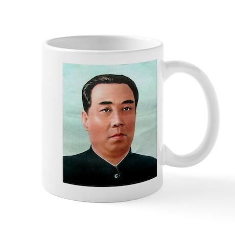 Kim Il-sung Mug