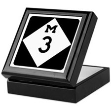 M-3, Michigan Keepsake Box