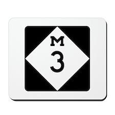 M-3, Michigan Mousepad