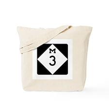 M-3, Michigan Tote Bag