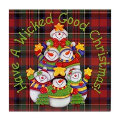 Wicked Good! Christmas Tile Coaster
