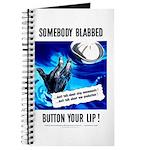 Somebody Blabbed Gossip Journal