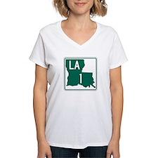 Highway 1, Louisiana Shirt