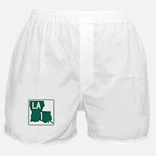 Highway 1, Louisiana Boxer Shorts