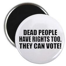 Voter Fraud Magnet