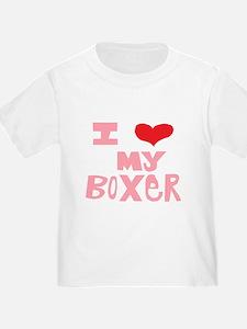 Jackson the Boxer T 1