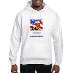 Enlist in the US Navy Hooded Sweatshirt