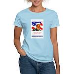 Enlist in the US Navy (Front) Women's Light T-Shir