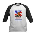 Enlist in the US Navy Kids Baseball Jersey