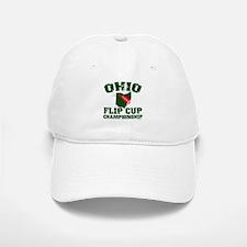 Ohio U. Flip Cup Baseball Baseball Cap