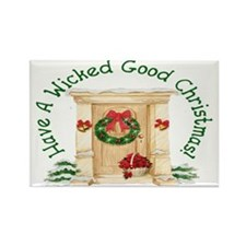 Wicked Good! Christmas Home Magnets (10 p