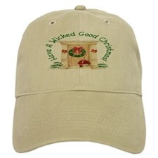 Wicked Good! Christmas Home Baseball Baseball Cap
