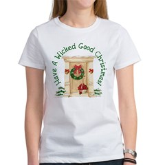 Wicked Good! Christmas Home Tee