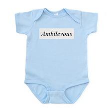 Ambilevous Infant Creeper