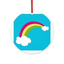 Rainbow Cutie Keepsake (Round)