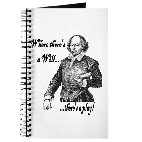 Where there's a will, there's a play Journal