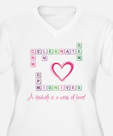 Celebrate Midwives T-Shirt