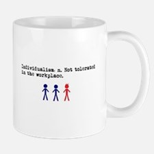 Cute Individualism Mug