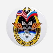 Expedition 5 Ornament (Round)