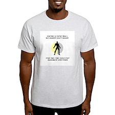Quality Manager Superhero T-Shirt