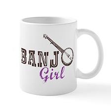Banjo Girl Mug
