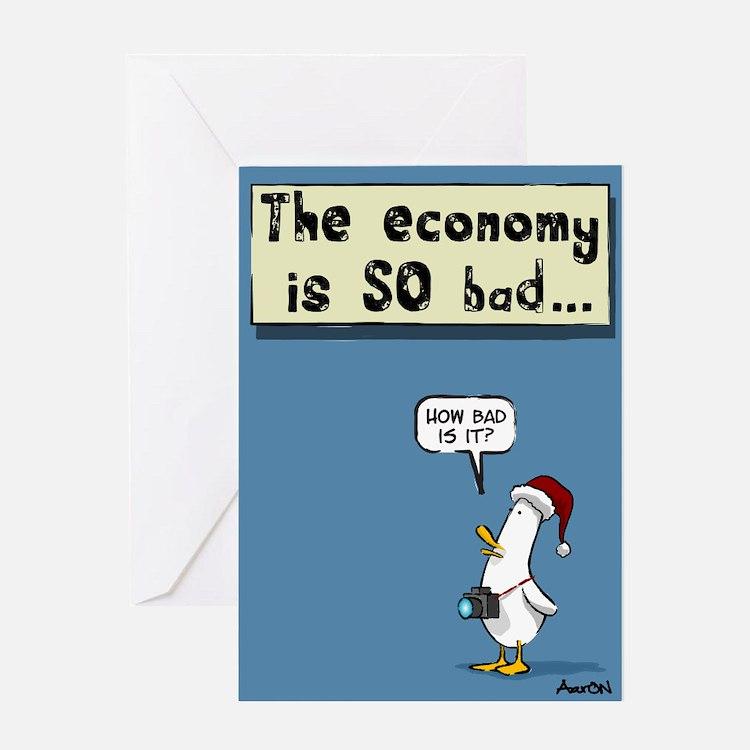 WTD Holiday - Economy Greeting Card