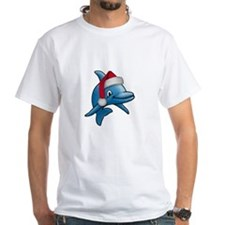 Christmas Dolphin Shirt