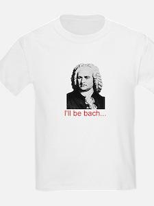 ill be bach copy T-Shirt