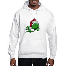 Christmas Frog Hoodie