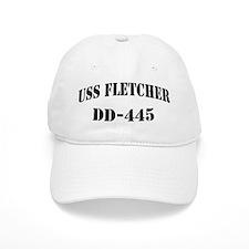USS FLETCHER Baseball Cap