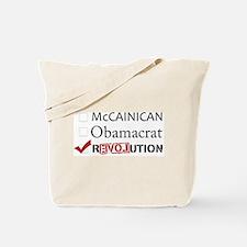 Revolution<br> Tote Bag
