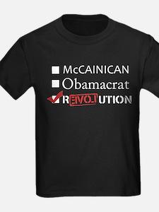 Revolution<br> T