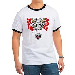 White_Spider_10in T-Shirt