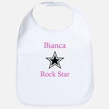 Bianca - Rock Star Bib