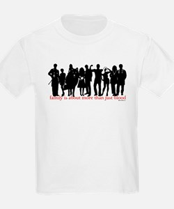 Cullen Family Silhouette T-Shirt