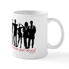 Cullen Family Silhouette Mug