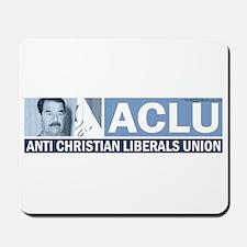 ACLU (Saddam) Mousepad