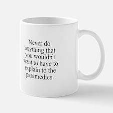 Paramedics Mug
