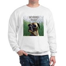 Jackson the Boxer Sweatshirt 2A