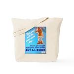 Comic Pants Down Humor Tote Bag