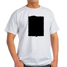 HUMPBACKS Ash Grey T-Shirt